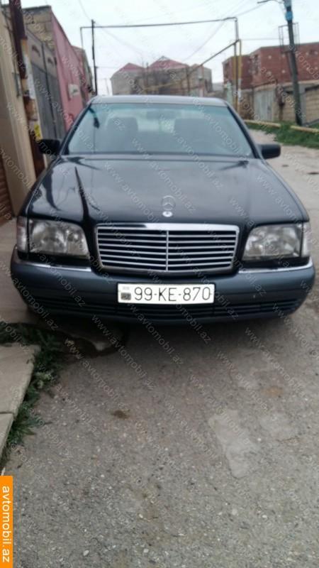 Mercedes-Benz 320 SEL 3.2(lt) 1994 Подержанный  $4700