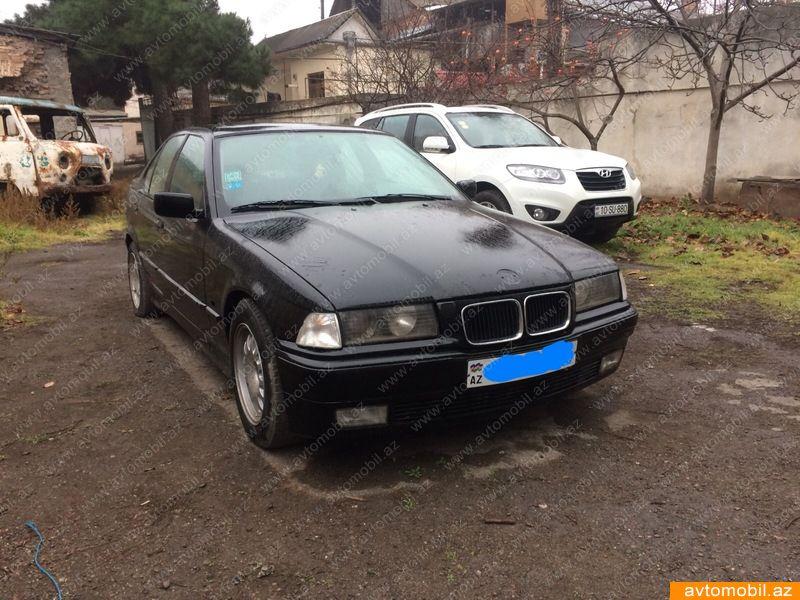 BMW 316 1.6(lt) 1992 İkinci əl  $2500
