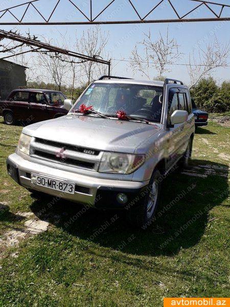 Mitsubishi Pajero iO 2.0(lt) 2001 İkinci əl  $6200
