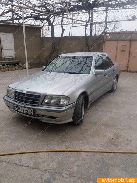 Mercedes-Benz C 220 2.2(lt) 1998 Подержанный  $5610