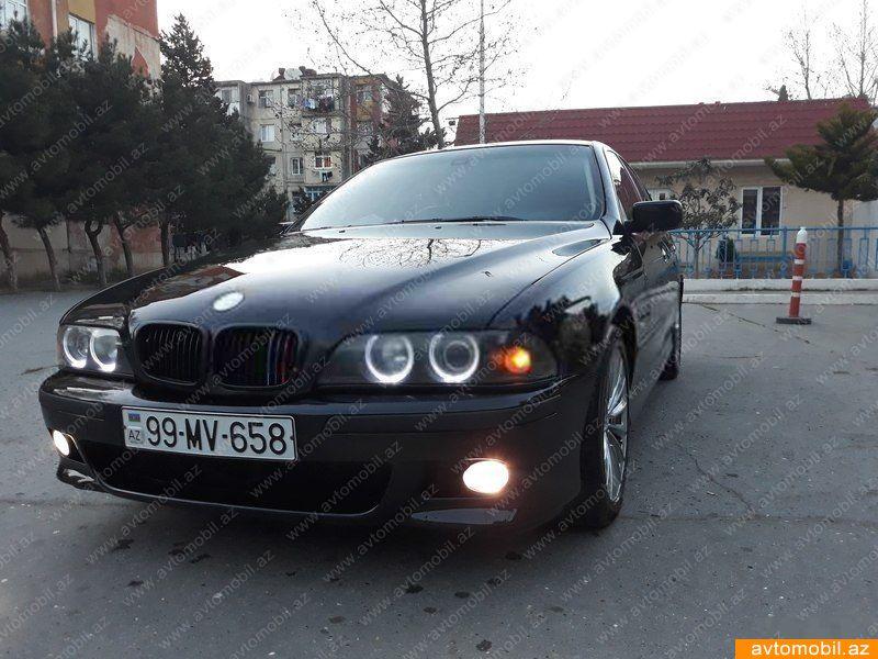 BMW 528 2.8(lt) 1999 Подержанный  $5310
