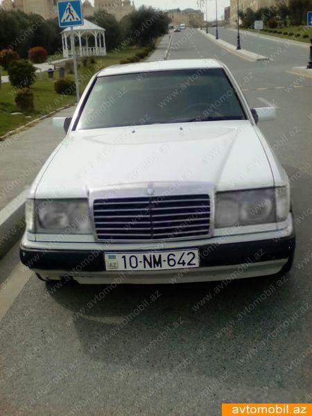 Mercedes-Benz E 250 2.5(lt) 1990 Second hand  $3720