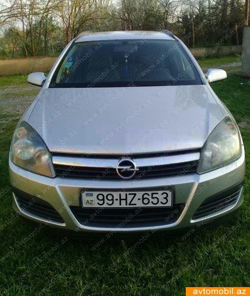 Opel Astra 1.9(lt) 2005 Подержанный  $6960
