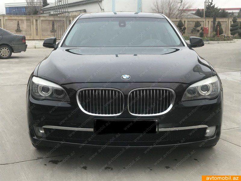 BMW 740 3.0(lt) 2010 Подержанный  $23200
