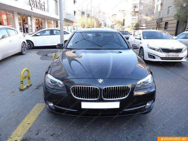 BMW 528 2.0(lt) 2012 Подержанный  $22000