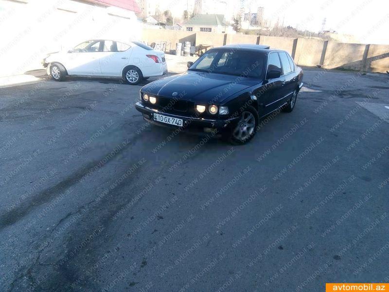 BMW 740 4.0(lt) 1992 Подержанный  $1710