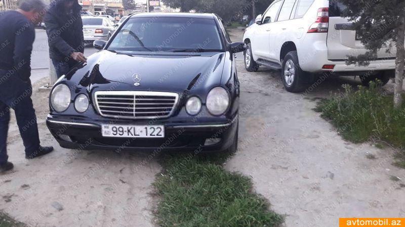 Mercedes-Benz E 240 2.6(lt) 2002 İkinci əl  $9150