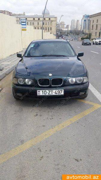 BMW 528 2.8(lt) 1996 Подержанный  $4480