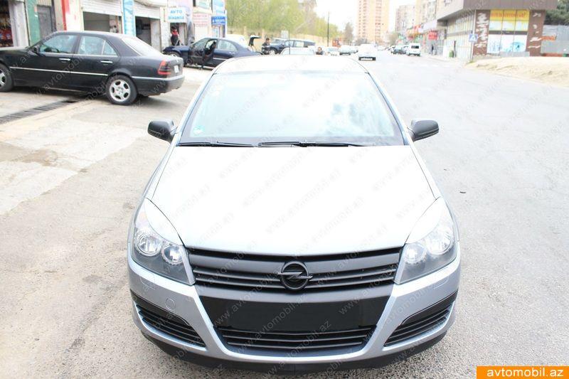 Opel Astra 1.8(lt) 2005 İkinci əl  $7060