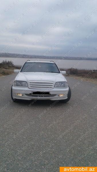 Mercedes-Benz C 180 1.8(lt) 1998 İkinci əl  $10500