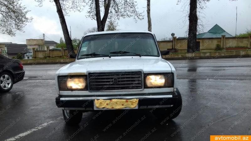 VAZ 2107 1.5(lt) 1982 İkinci əl  $2500