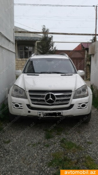 Mercedes-Benz GL 550 5.5(lt) 2009 İkinci əl  $22000