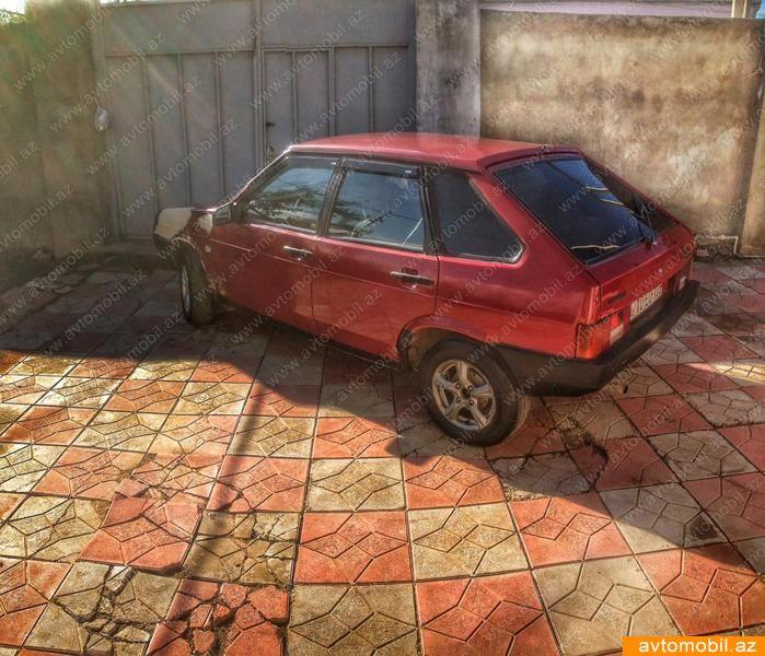 VAZ 2109 1.5(lt) 1991 İkinci əl  $1500