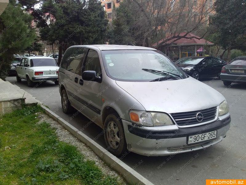 Opel Sintra 2.2(lt) 1998 İkinci əl  $3150