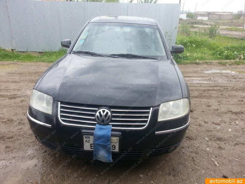 Volkswagen Passat 1.8(lt) 2001 İkinci əl  $3240