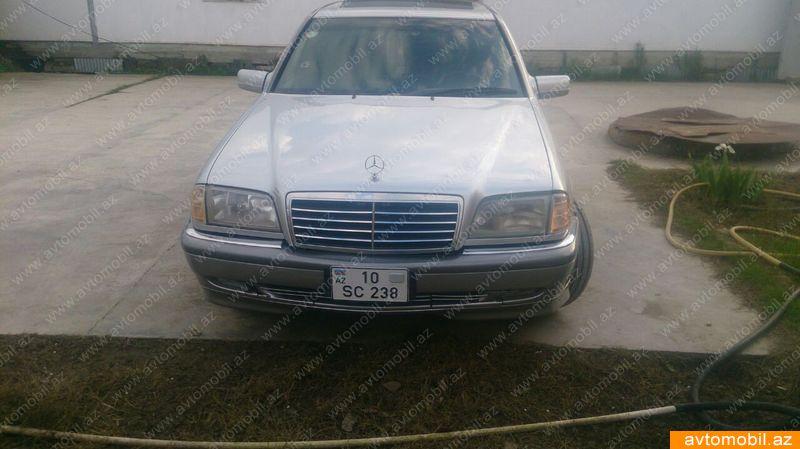 Mercedes-Benz C 320 2.3(lt) 1997 İkinci əl  $5600