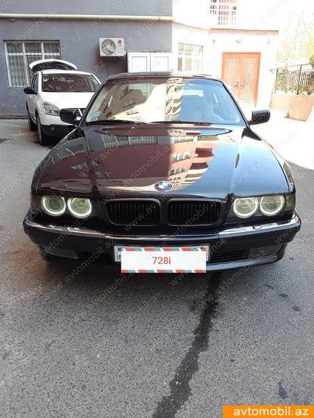 BMW 728 2.8(lt) 2000 İkinci əl  $5500