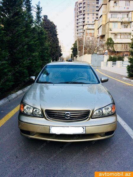 Nissan Maxima 3.0(lt) 2004 İkinci əl  $9000