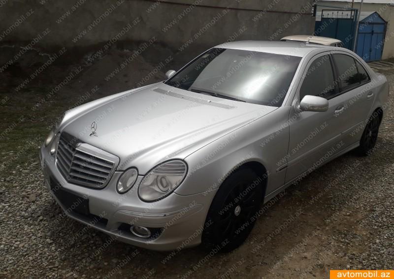 Mercedes-Benz E 220 2.2(lt) 2008 Подержанный  $23600