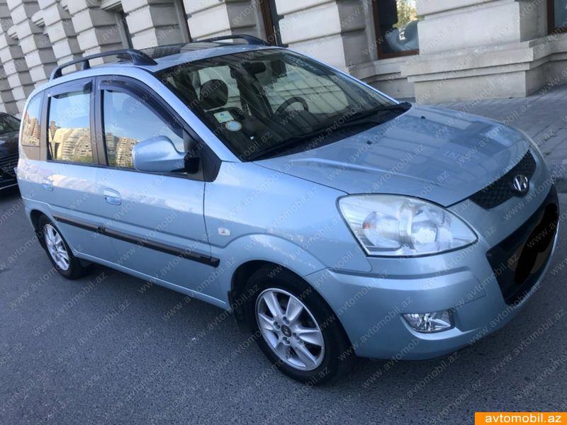Hyundai Matrix 1.6(lt) 2009 İkinci əl  $12200