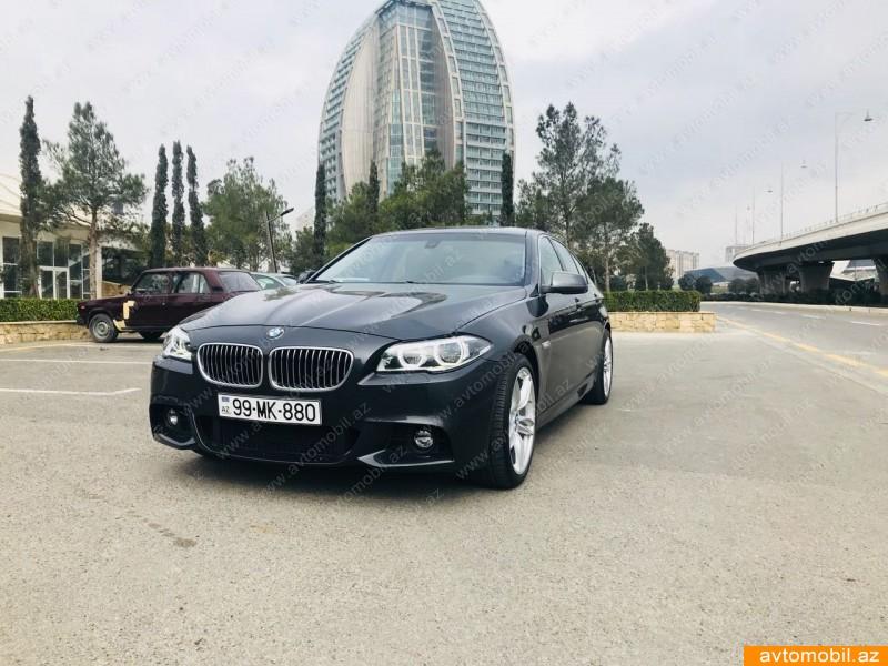 BMW 520 2.0(lt) 2012 Подержанный  $29000