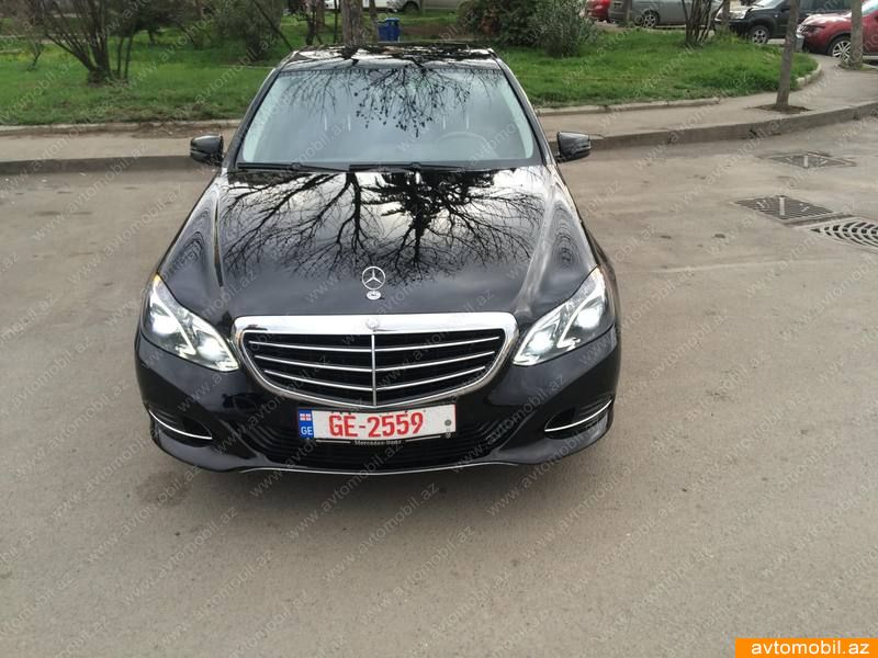 Mercedes-Benz E 250 2.2(lt) 2013 Second hand  $26000