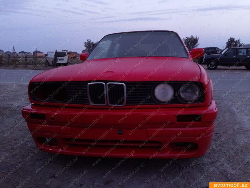 BMW 316 1.6(lt) 1988 İkinci əl  $4700