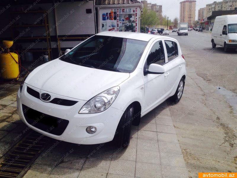 Hyundai i20 1.4(lt) 2011 İkinci əl  $13000