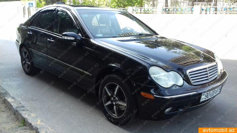 Mercedes-Benz C 240 2.6(lt) 2002 İkinci əl  $11350