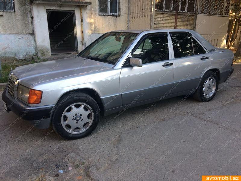 Mercedes-Benz 190 2.0(lt) 1992 İkinci əl  $5300
