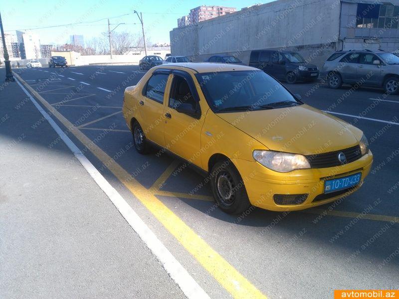 Fiat Albea 1.4(lt) 2006 İkinci əl  $2400