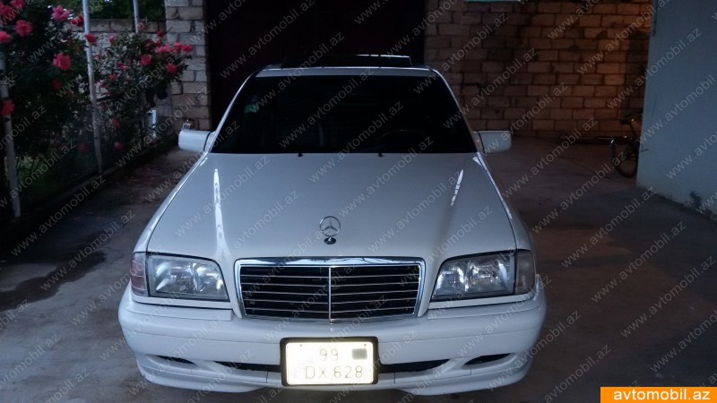 Mercedes-Benz C 230 2.3(lt) 1999 İkinci əl  $7000