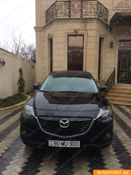 Mazda CX-9 3.7(lt) 2014 İkinci əl  $23000