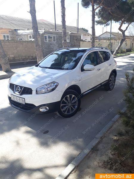 Nissan Qashqai 2.0(lt) 2010 İkinci əl  $13610