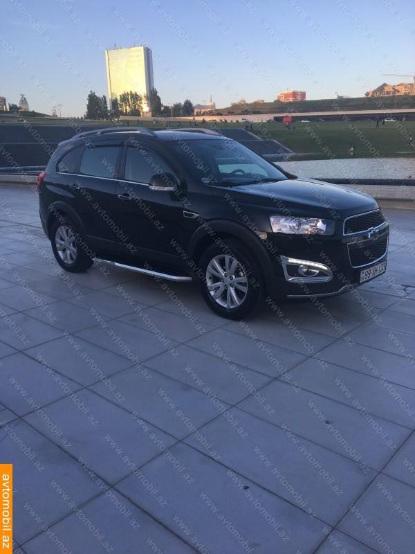 Chevrolet Captiva 2.4(lt) 2015 Second hand  $20000