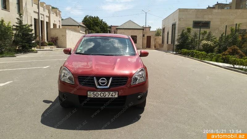 Nissan Qashqai 2.0(lt) 2007 İkinci əl  $9200
