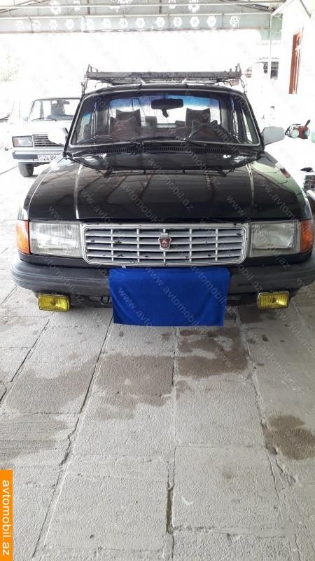 GAZ 31029 2.5(lt) 1993 İkinci əl  $1600