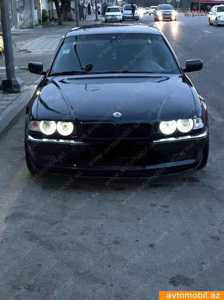 BMW 740 4.0(lt) 1995 Подержанный  $4420