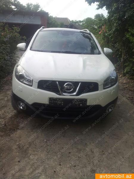 Nissan Qashqai 2.0(lt) 2013 İkinci əl  $25000