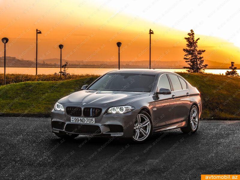 BMW 528 2.0(lt) 2013 Подержанный  $28300