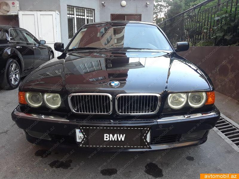 BMW 728 2.8(lt) 2000 İkinci əl  $11300