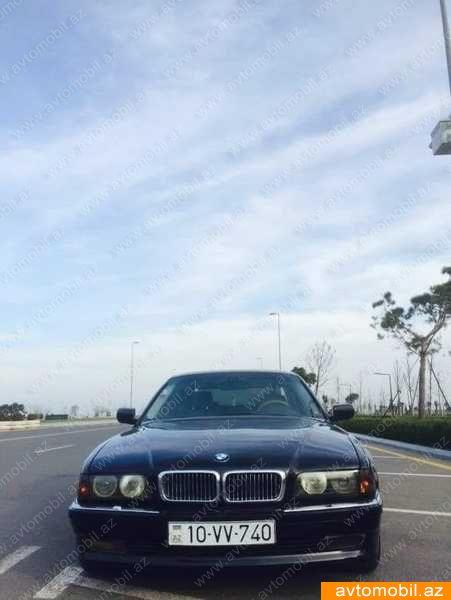 BMW 740 4.4(lt) 1998 Подержанный  $5000