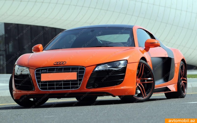 Audi  R -8 6.5(lt) 2008 Second hand  $39000