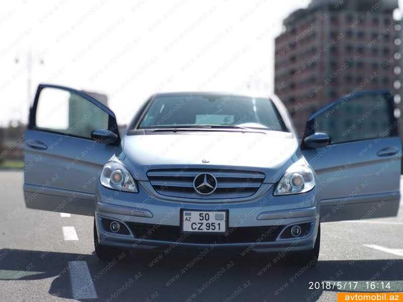 Mercedes-Benz B 200 2.0(lt) 2006 İkinci əl  $14000
