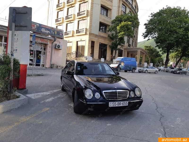Mercedes-Benz E 280 2.8(lt) 2000 Second hand  $14500