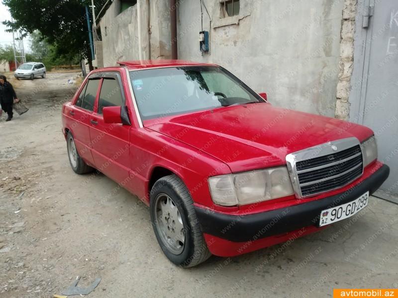 Mercedes-Benz 200 2.0(lt) 1991 Second hand  $2100