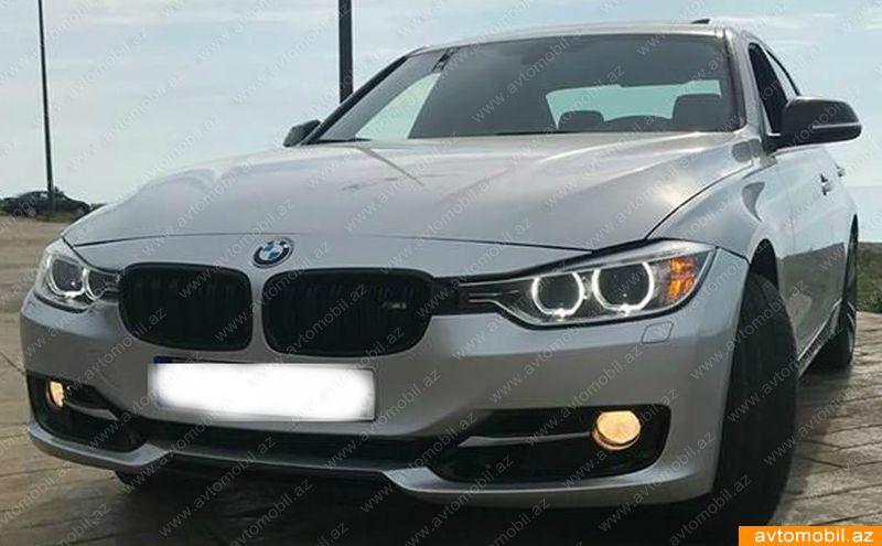 BMW 335 3.0(lt) 2014 İkinci əl  $17500