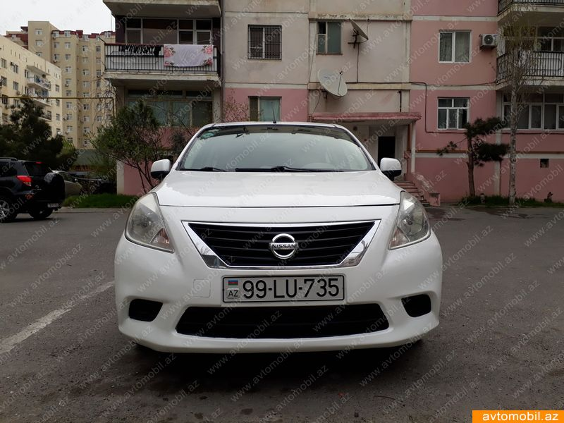 Nissan Sunny 1.5(lt) 2012 İkinci əl  $6400