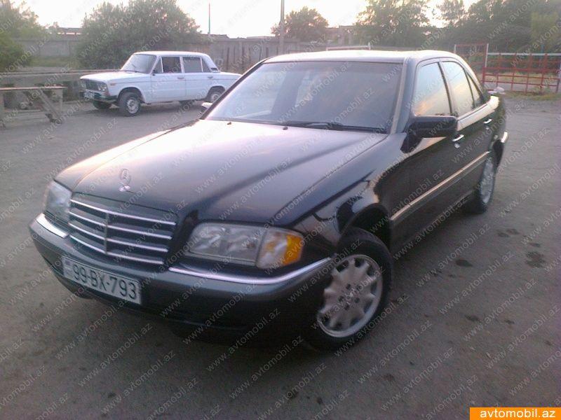 Mercedes-Benz C 230 2.3(lt) 1998 Подержанный  $7180