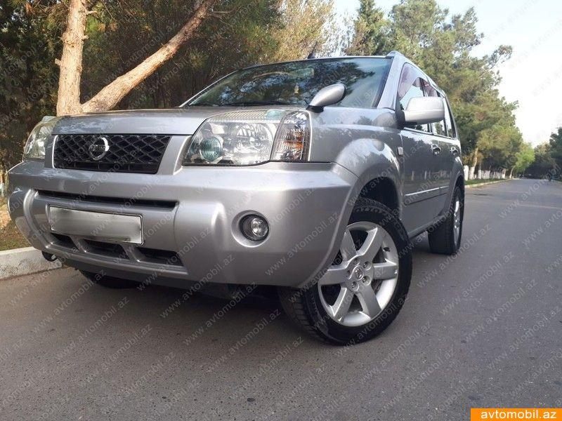 Nissan X-Trail 2.0(lt) 2005 İkinci əl  $10500
